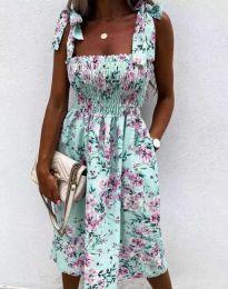 Šaty - kód 4535 - viacfarebné
