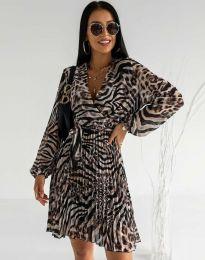 Šaty - kód 8497 - viacfarebné