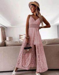 Šaty - kód 2704 - ružová