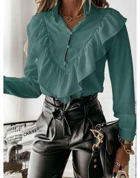 Košeľa - kód 9032 - mentolová