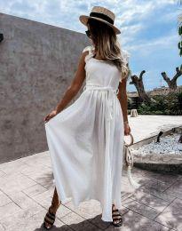 Šaty - kód 4806 - biela