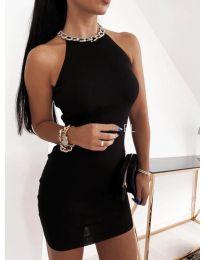 Šaty - kód 9690 - čierná