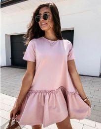 Šaty - kód 11890 - ružová
