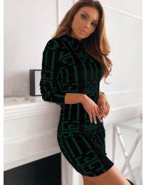 Šaty - kód 6309 - 3 - viacfarebné