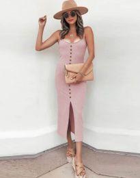Šaty - kód 8841 - ružová