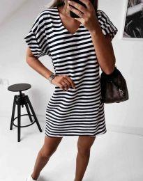 Šaty - kód 12006 - čierná