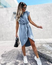 Šaty - kód 2074 - modrá