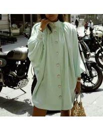 Šaty - kód 0899 - mentolová