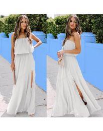 Šaty - kód 061 - biela