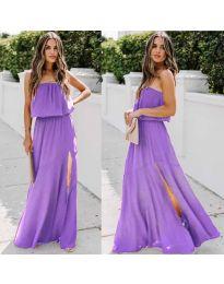 Šaty - kód 061 - fialová