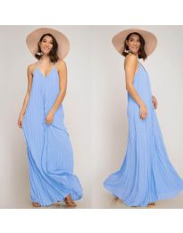 Šaty - kód 0508 - modrý