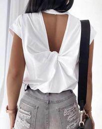 Tričko - kód 4515 - biela