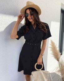 Šaty - kód 8137 - čierná