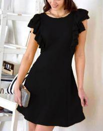 Šaty - kód 7111 - čierná