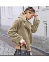 Kabát - kód 164 - bežová