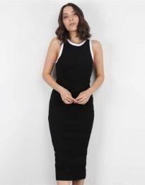 Šaty - kód 5273 - čierná
