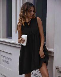 Šaty - kód 0286 - čierná