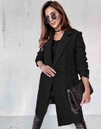 Kabát - kód 0964 - čierná