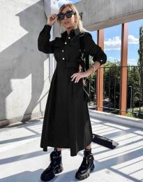 Šaty - kód 1467 - čierná