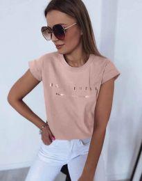 Tričko - kód 1560 - ružová