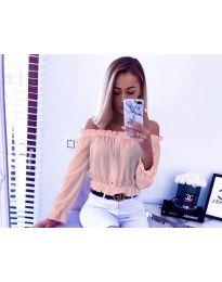 Košeľa - kód 4126 - ružová