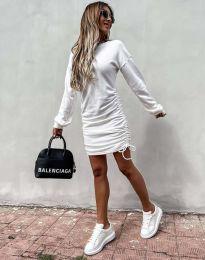 Šaty - kód 4951 - biela