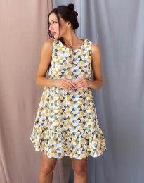 Šaty - kód 6468 - viacfarebné