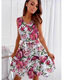 Šaty - kód 315 - biela