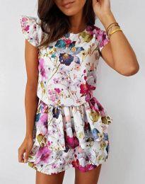 Šaty - kód 7398 - viacfarebné