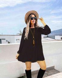 Šaty - kód 1430 - čierná