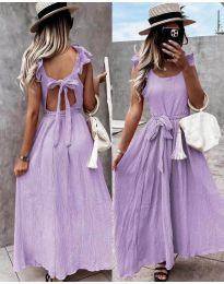 Šaty - kód 4806 - fialová