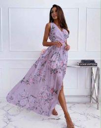 Šaty - kód 4801 - 1 - květinové