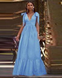 Šaty - kód 2743 - svetlo modrá