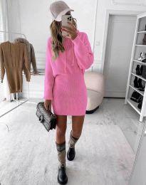 Šaty - kód 0235 - ružová
