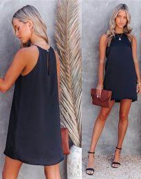 Šaty - kód 2169 - čierná