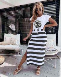 Šaty - kód 0232 - čierná