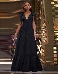 Šaty - kód 2743 - čierná