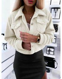 Kabát - kód 8495 - biela