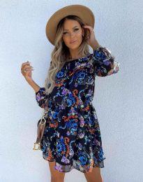 Šaty - kód 9275 - viacfarebné
