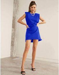 Šaty - kód 625 - modrá