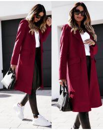 Kabát - kód 3435 - bordeaux