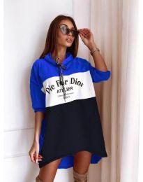 Šaty - kód 9090-8 - farebná