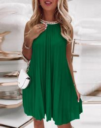 Šaty - kód 0889 - zelená