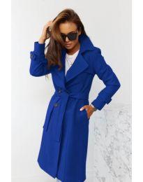 Kabát - kód 1500 - modrá