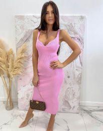 Šaty - kód 10033 - ružová