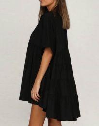 Šaty - kód 6464 - čierná