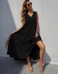 Šaty - kód 8149 - čierná