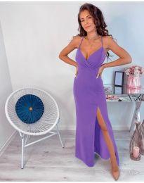Šaty - kód 600 - fialová