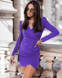 Šaty - kód 0951 - fialová