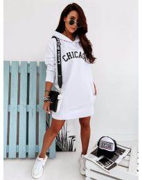 Šaty - kód 802 - biela